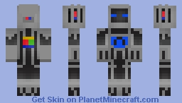 CyborgSecurity (for skin contest)
