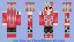 "♥§Želdå§♥ OTSC ""Mom, I think 10 bows is enough..."" Minecraft Skin"