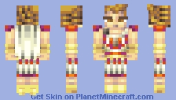 Alexander the Great Minecraft Skin