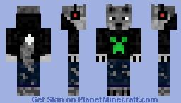 Animal Lover Skin Minecraft Skin