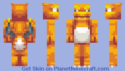 Charizard (Featured on Minecraft Monday Show)