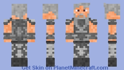 Knight guy Minecraft Skin