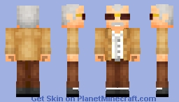 Stan Lee Minecraft