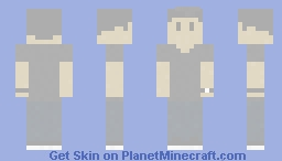 Ghost Me Minecraft Skin