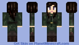 Dull Days Minecraft Skin