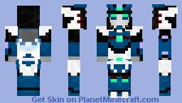 Gundam Promethea Gai Xing (My Gundam) Minecraft Skin