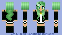 KissAnime Minecraft Skin