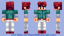 RPG Guy - My Avatar Minecraft Skin