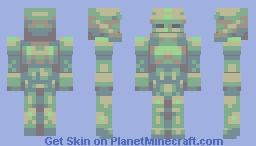 Goblin Golem Thing [PBL7] Minecraft Skin