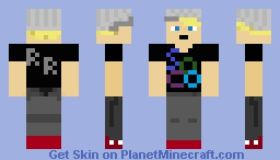 SoCo of the Renegade Regiment Minecraft Skin