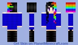 🍩 Rainbow Girl 🍩