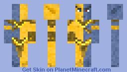 Lord Vivec Minecraft Skin