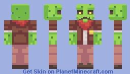 USC | Cowctusboy Minecraft Skin