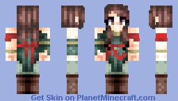 Huntress Minecraft