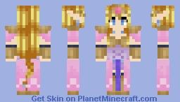 ♥§Želdå§♥ Zelda- Hyrule Warriors Minecraft Skin