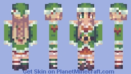 ❅ Happy Holidays! 🎁 Minecraft Skin