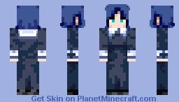 Ciel (Melty Blood) Minecraft Skin
