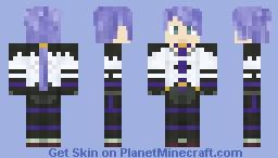 Decus Minecraft Skin