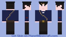 Soviet Sailor Minecraft Skin