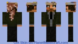 James Ensor Minecraft Skin