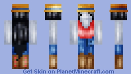 Marceline Adventure Time Minecraft Skin