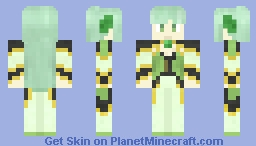Summon Spirit Martel Minecraft Skin