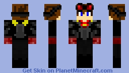 4 SUBS SPECIAL Minecraft Skin