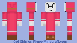 Paper Mario - Red Bandit Minecraft Skin
