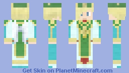 Remiel Minecraft Skin