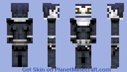 Ryuk Minecraft Skin