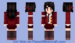 Schoolgirl (kyaaa) Minecraft