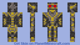 Late for the contest (read desc) Minecraft Skin