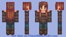 ◊§ωîƭƗ◊ Amber Minecraft Skin