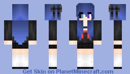 ☯Phantom☯ Anime Girl *Not Done* Minecraft Skin