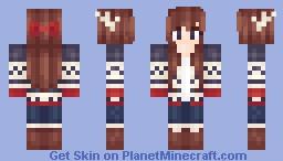 Another Cardigan... Minecraft Skin