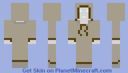 De dikken Monik Minecraft Skin