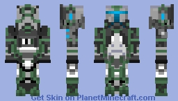 Fixer Minecraft Skin