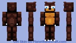 Fruddy Fezbur Minecraft Skin