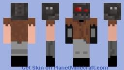 GraserNotch Minecraft Skin