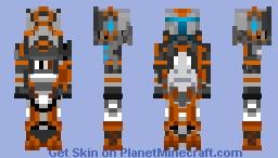 Delta Lead Minecraft Skin