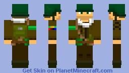 WWII Allied Winter Infantry