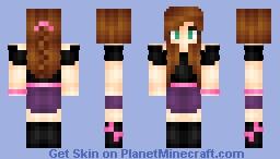 ♥∼Τεεη Gιrl - αιηzο∼♥ Minecraft Skin