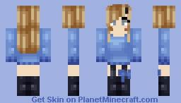 Hey, guess who's not dead? Minecraft Skin