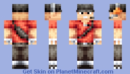 -==TF2 Red Scout==-