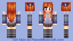 ✡ Happy Hanukkah! ✡ Minecraft Skin