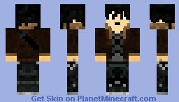 Nico di Angelo Minecraft Skin