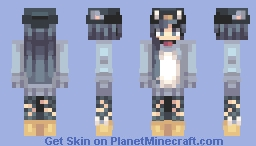 Penguin Things Minecraft Skin