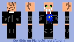 PRIME Minecraft Skin