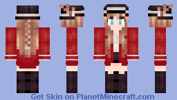 I'm a Ring-Deer! Minecraft Skin