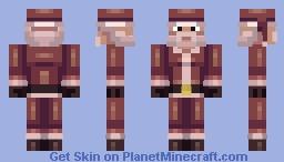 Sanny Claus Minecraft Skin